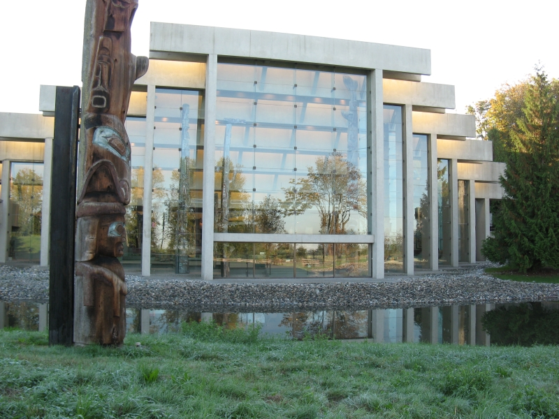 Totem and Museum